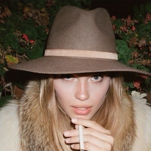 Lack of Color Grove Rancher Wool Taupe Hat Boho